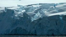 """تراجُع حدة ارتفاع مستوى سطح البحر بسبب الانهيارات الجليدية في """"أنتاركتيكا"""""""