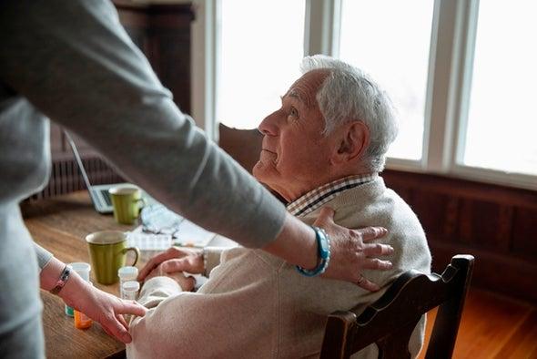 """برنامج للاعتناء بصحة """"مقدمي الرعاية"""" للمصابين بـ""""الخرف"""""""