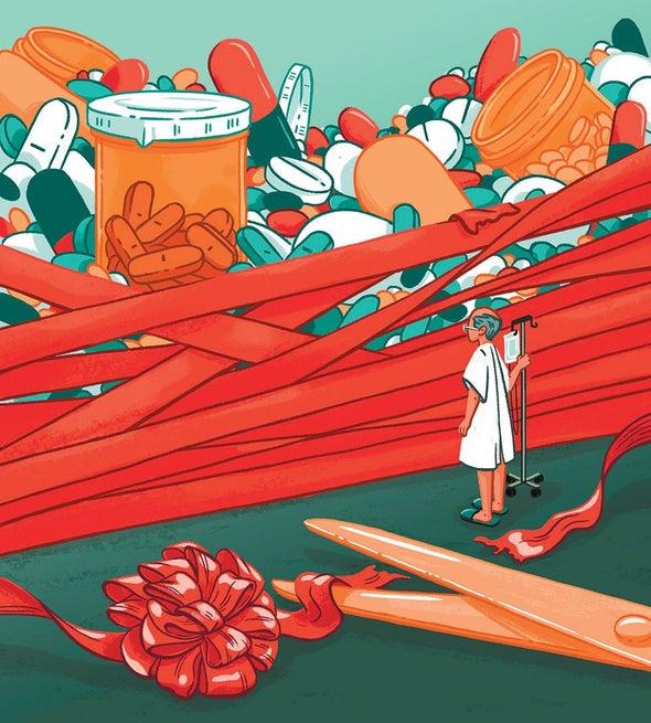 القانون الذي يُطلَق عليه «حق التجريب» يمنح المرضى أملًا زائفًا