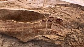 مغامر مصري يكتشف كهفًا أثريًّّا بجنوب سيناء