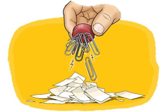 كيف تبني آلة فرز وإعادة تدوير في المنزل