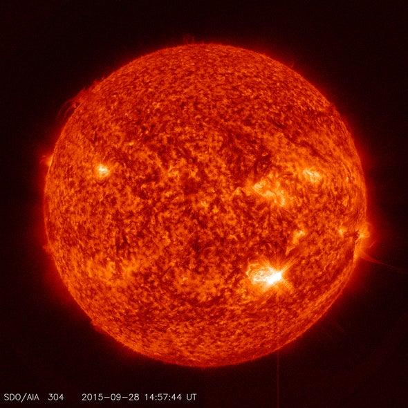 ما الذي سيحدث عندما تموت الشمس؟