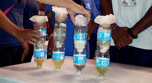 تقنية جديدة لتنقية المياه من الكروم سداسي التكافؤ