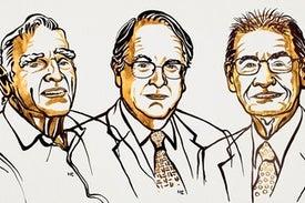 جون جودنوف وستانلي ويتنهام وأكيرا يوشينو يتشاركون جائزة نوبل للكيمياء لابتكارهم بطارية أيون الليثيوم