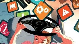بكل بساطة: تكنولوچيا لوحات القيادة في السيارات بالغة السوء