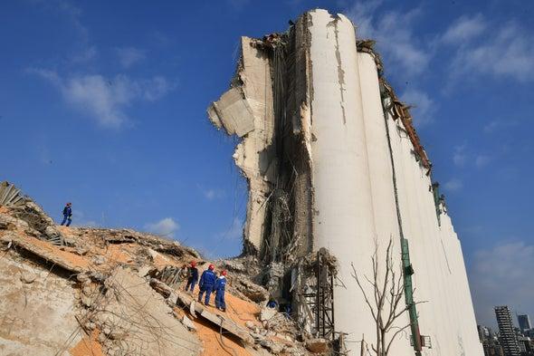 الخبراء يوضحون كيفية حدوث انفجار بيروت