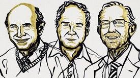 مايكل هوتن وهارفي ألتر وتشارلز رايس يحصدون نوبل في الطب لدورهم في اكتشاف فيروس التهاب الكبد «سي»