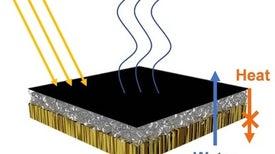 تقنية جديدة لتنقية المياه باستخدام الخشب والبكتيريا والشمس