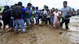 ظاهرة النينيو في بيرو تؤدي إلى هطول أمطار غزيرة وتفاقم الفيضانات