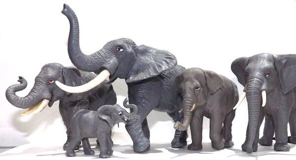 African Elephant Toys For Boys : Buy schleich elephant in other toys games ebay