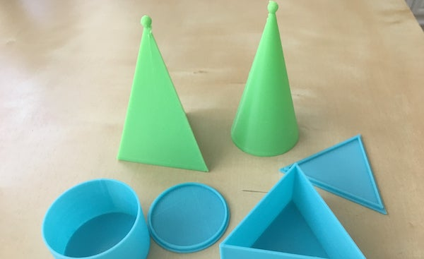 Teaching Blind Students with 3-D Prints - Scientific American Blog