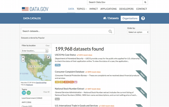 What's Wrong with Open-Data Sites--and How We Can Fix Them