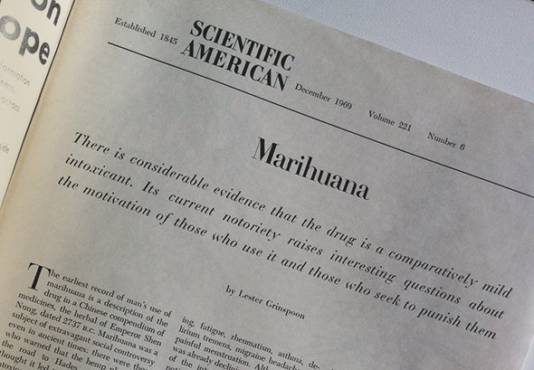 Dude, How Did Scientific American End Up in This Jerry