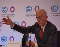 The Real Outcome of Global Warming Talks in Lima: A Future for Coal