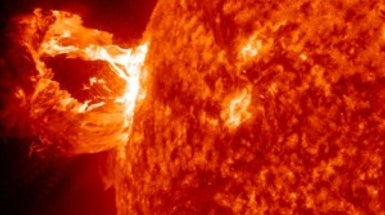 No, Earth Wasn't Nearly Destroyed By a 2012 Solar Storm