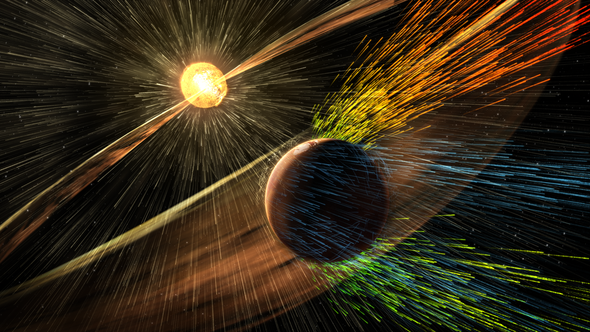 Magnetic Planets