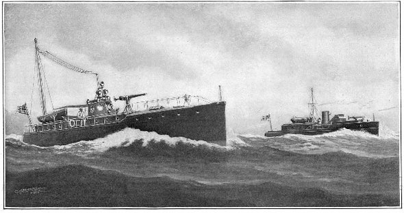 Tackling the Submarine, 1916