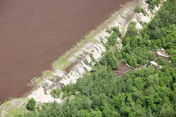 The Problem with Levees