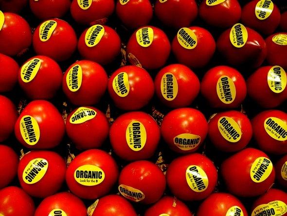 Science versus Organic Food