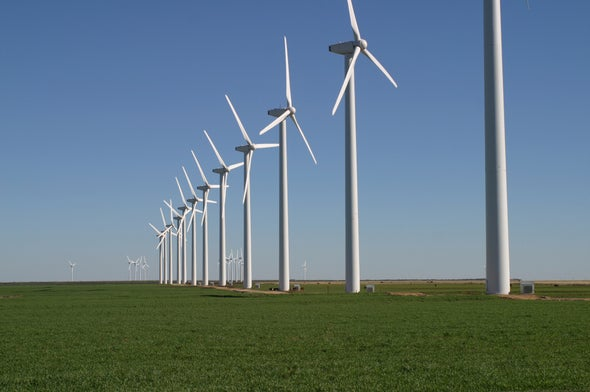 Texas Sets Wind Energy Record (Again)