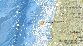The Inside Scoop on the Chilean Earthquake Swarm