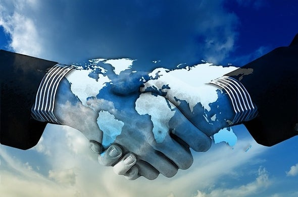 How International Cooperation in Research Advances Both Science and Diplomacy