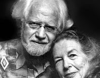 """My Lunch with Psychedelic Chemist """"Sasha"""" Shulgin (RIP) and His Wonderful Wife"""