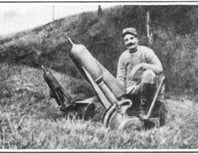 A Little Toad in the Great War: Technology for Trench Warfare