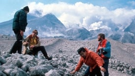 Spectacular Images of Mount Saint Helens's Eruption