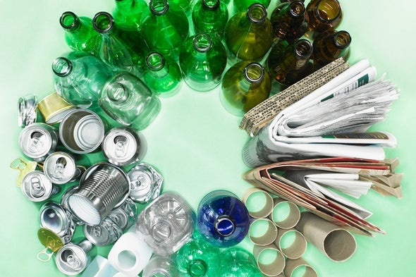 Recycle Products, Not Ideas