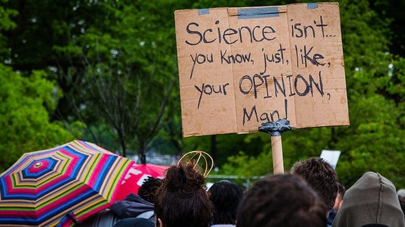 Post-Science March, We Must Stay Engaged