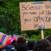 Post-Science March we Must Stay Engaged