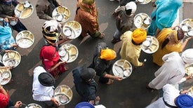The Logistics of One of the Largest Langars