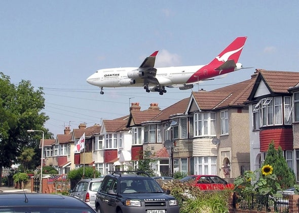Should the British Expand Heathrow Airport?
