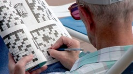 This Is Your Brain on Crosswords