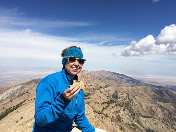 Zeno on the Mountain