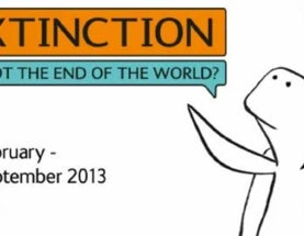 Extinction: Not the End of the World at London's Natural History Museum