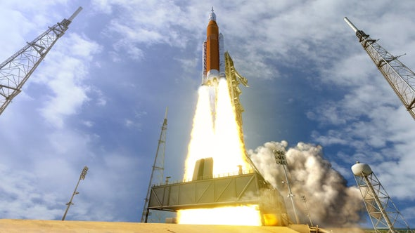 Escaping the Tyranny of the Rocket Equation