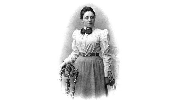 Hermann Weyl's Poignant Eulogy for Emmy Noether