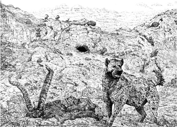 Well Spotted: A New Look at the Cave Hyena