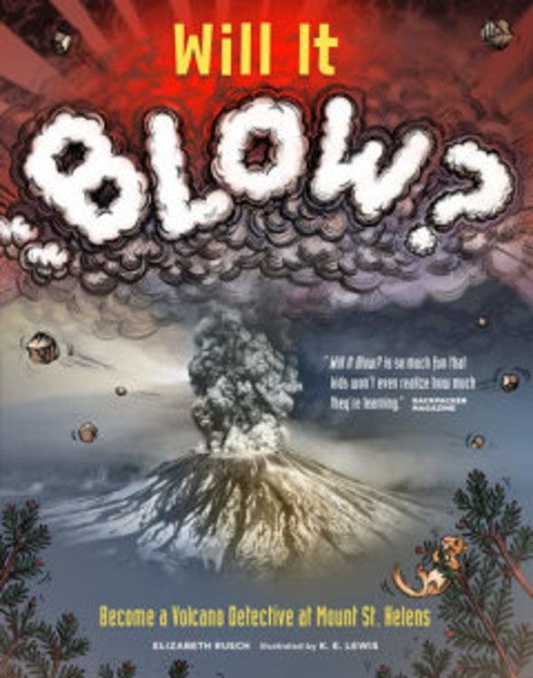 Mount Saint Helens Volcano Detectives: Activate!