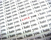 Love, Hate...What's the Difference?