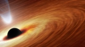 To Catch a Black Hole, Use a Black Hole