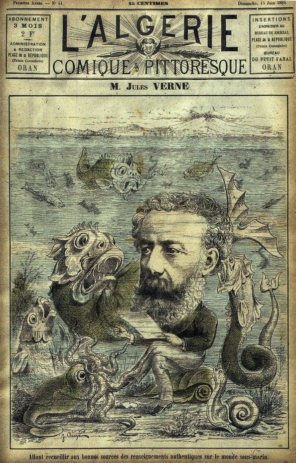 Jules Verne's Dreams