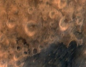 Two New Arrivals Send Back Pictures Of Mars