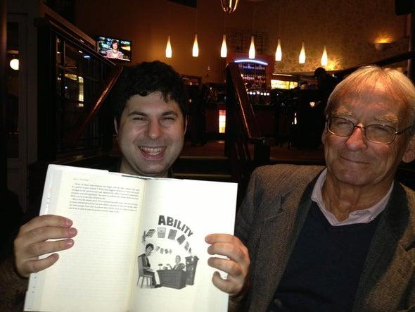 Mentors Matter: In Loving Memory of Nicholas J. Mackintosh (1935-2015)