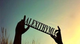 The Emotional Blindness of Alexithymia
