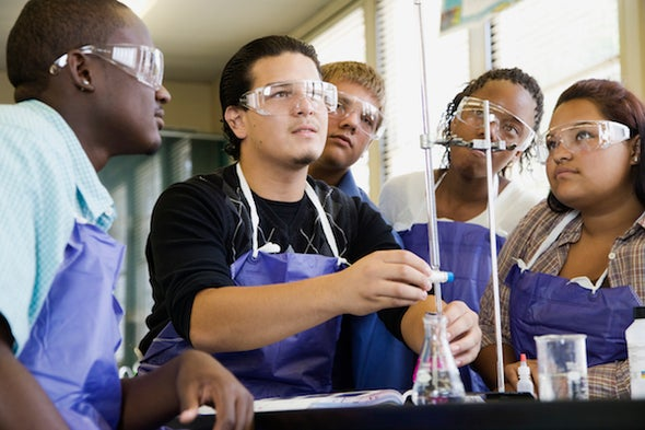 How a Science Fair Empowers Teens from Underrepresented Groups