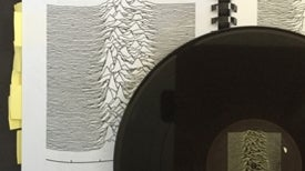 Pop Culture Pulsar: The Science Behind Joy Division's <i>Unknown Pleasures</i> Album Cover