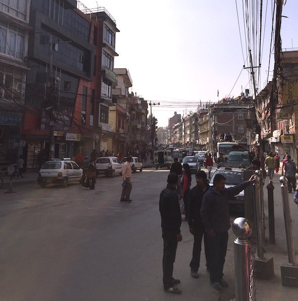 The Nepal Scenario